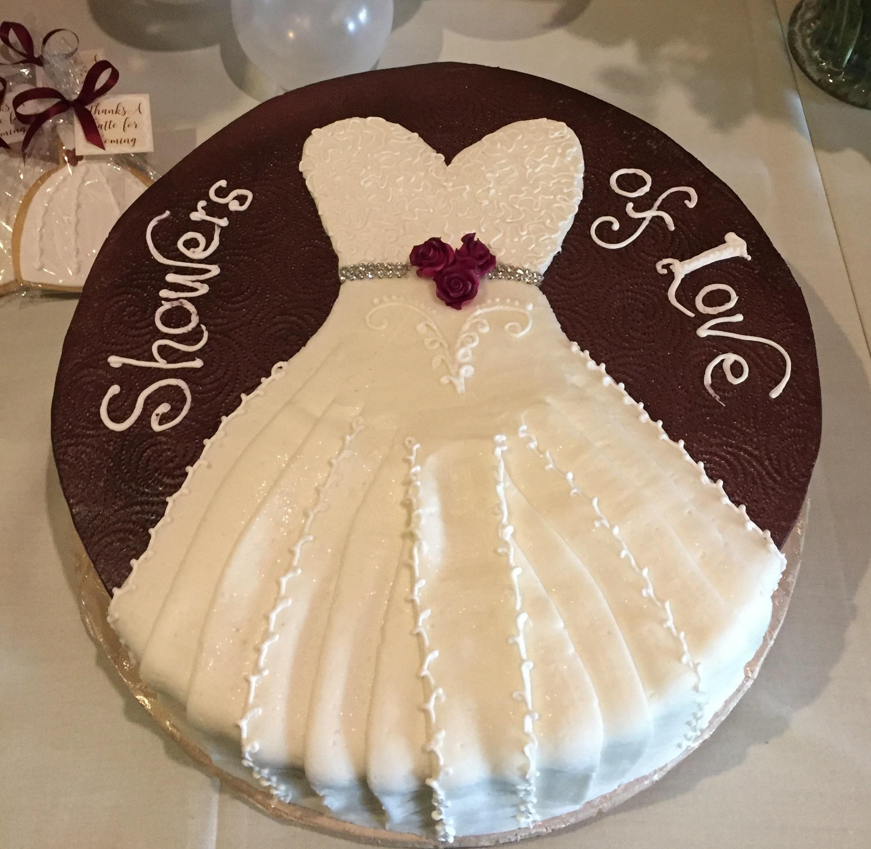 Showers: Ann\'s Cake Pan